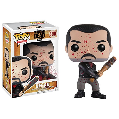 The Walking Dead Negan (Bloody Version) Vinyl Figure 390 Sammelfigur Standard