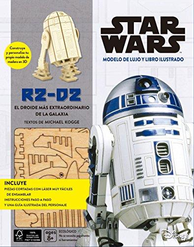 Kit R2-D2: El droide más extraordinario de la Galaxia (Kits Cúpula) por Michael Kogge
