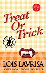 Treat or Trick (Short Story, Young Adult, Suspense) (English Edition)