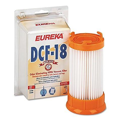 Electrolux Home Care 63073C-2 DCF-18 HEPA Vacuum Filter-DCF18 HEPA VAC