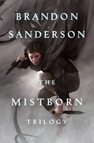 Mistborn Trilogy: The Final Empire, The Well of Ascension, The ...
