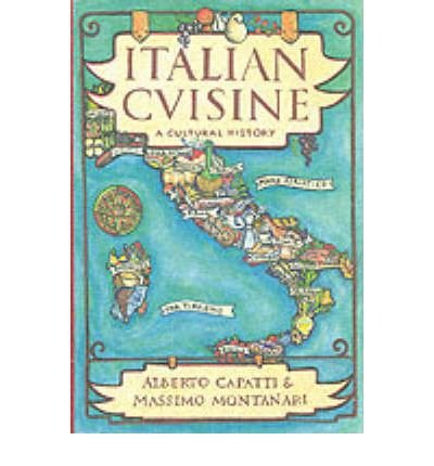 [(Italian Cuisine: A Cultural History)] [Author: Massimo Montanari] published on (September, 2003)