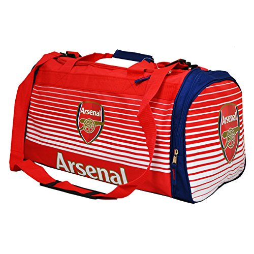 Official Football Team sport-sac Sammelsurium (Focus Team wählbar ideal für den Transport Ihres Kit Geschenk ideal für die Fans., FC Arsenal (Kit Fan Storage)