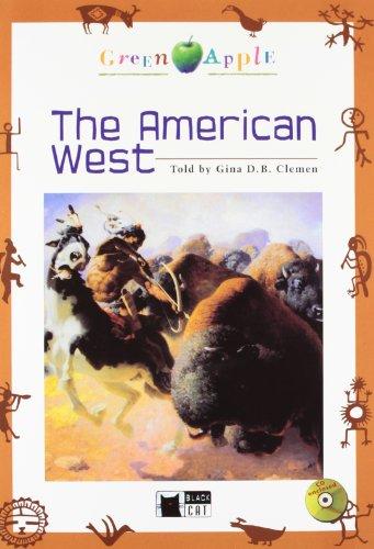 The American West. Material Auxiliar. Educacion Secundaria (Black Cat. Green Apple)