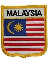 Yantec wappenpatch malaisie écusson
