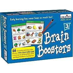 Creative Educational Aids 1019 Brain Boosters - III