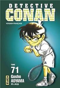 Détective Conan Edition simple Tome 71