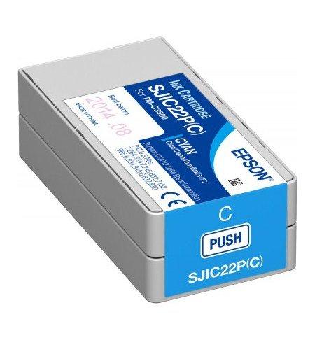 Epson Cartuccia, Nero, per Epson TM-C3500 (C33S020601)