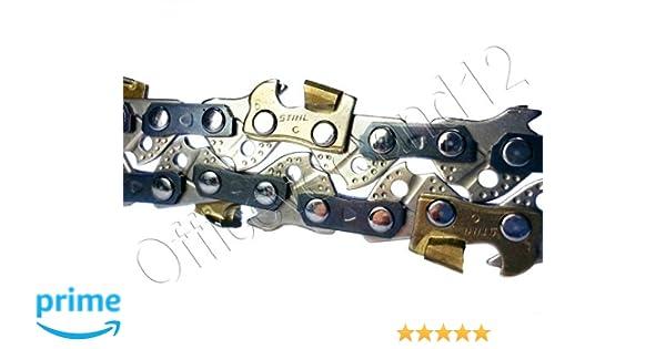 """5231 Stihl Schiene Schwert 63 cm 1,6 3//8/"""" Rollomatic E 1 RS Kette"""