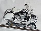 harley Davidson 1968 Flh Electra Glide Schwarz 1/18 Maisto Modellmotorrad Modell Motorrad