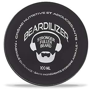 Beardilizer® Creme Nutritive et Adoucissante pour la Barbe - 100ml
