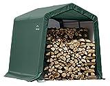 Rowlinson Shelterlogic 8x8 Peak Style Storage Shed (Garden & Outdoors)