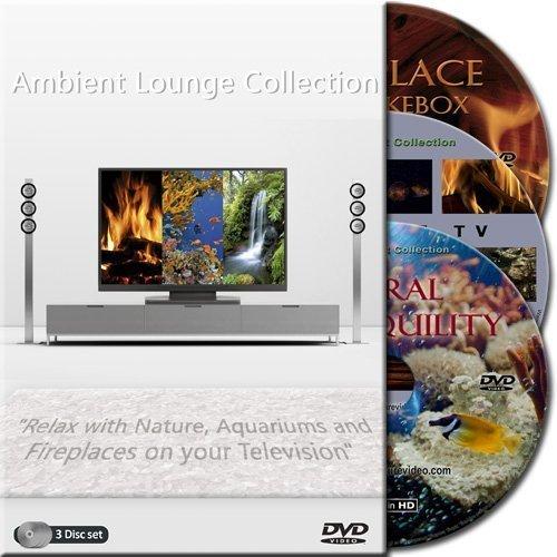 Ambient Lounge Kollektion – 3er-DVD-Set