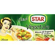 Star Vegetale Ricco di Sapore, 9 Verdure - 20 Dadi