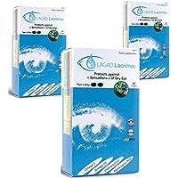 Lagad Lacrima Trockene Auge Nahrungsergänzungsmittel 3 Monate Pack (180 kapseln) preisvergleich bei billige-tabletten.eu