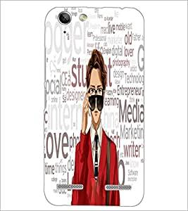 PrintDhaba Typography D-3943 Back Case Cover for LENOVO A6020a46 (Multi-Coloured)