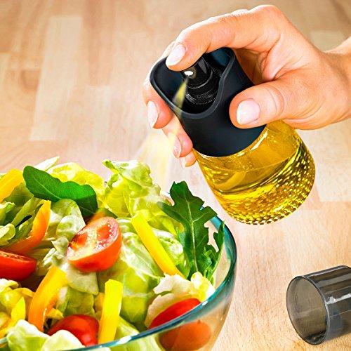 Essig-Öl-Sprüher , praktischer Pumpsprüher (Salat-dressing-sprüher)