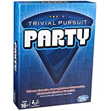 Hasbro - Juegos en familia Trivial Pursuit Party (A5224105)