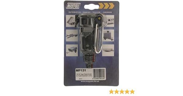 Maypole MP131 131 7-Pin Extension Lead Socket