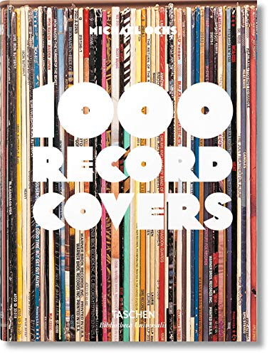 1000 Record Covers (Bibliotheca Universalis) -