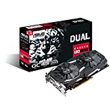 ASUS DUAL RX580 O4G OC Edition 4GB GDDR5, Ventole Wing-Blade 0dB, IP5X, Tecnologia Auto-Extreme, HDMI 2.0, DVI-D, DP 1.4