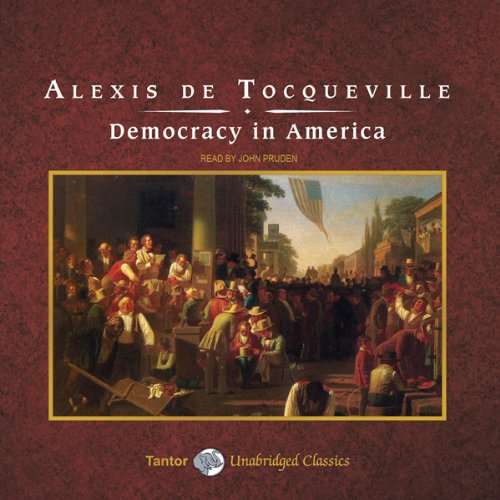 Democracy in America  Audiolibri