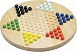 Maple Chinese Checkers Made In Usa