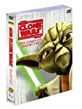 Anime - Star Wars: The Clone Wars S2 Complete Set (5DVDS) [Japan DVD] 10003-41171