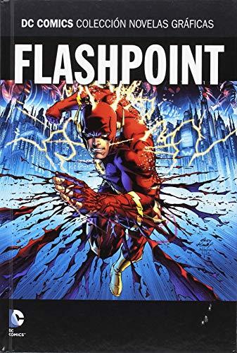 Colección Novelas Gráficas núm. 60: Flashpoint