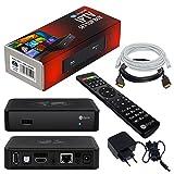 MAG 254 Original IPTV SET TOP BOX Multimedia Player Internet TV IP Receiver + HB Digital LAN und HDMI Kabel
