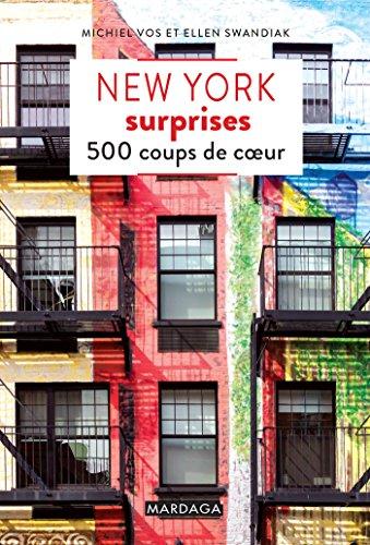 Descargar Libro New York surprises : 500 coups de coeur de Guillaume Guivaudon