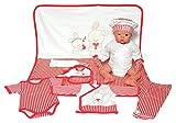 OKY Babykleidung 10-tlg. Mädchen Neugeborene Erstaustattung
