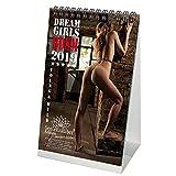 My BDSM Girls, calendario erotico da tavolo 2019 formato DIN A5 con 1 biglietto di auguri e 1...