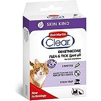 Bob Martin BM Skin Kind Spot On para Gatos y Gatitos (3 pipetas)