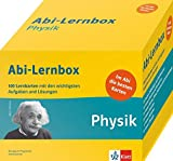 Abi-Lernbox Physik: 100 Lernkarten mit den wichtigsten Aufgaben fürs Abitur