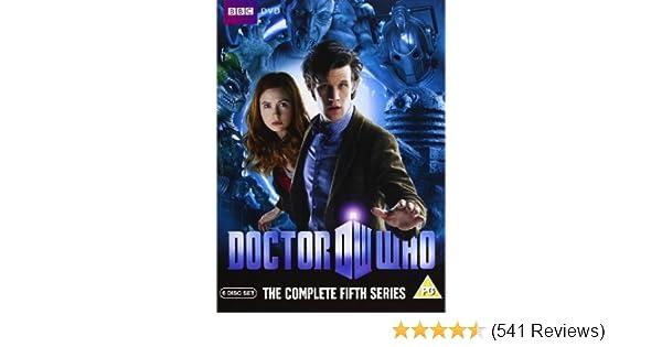 ef84fd4b51 Doctor Who -- The Complete Series 5 [DVD]: Amazon.co.uk: Matthew Smith,  Karen Gillan, Arthur Darvill, James Corden, Alex kingston, Sophie Okonedo,  ...
