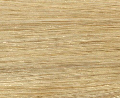 10/20/40 Ruban européenne Remy extensions de cheveux 45,7 cm droite