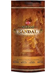 Hem Soham Sandal Standy Pouch - 150 g