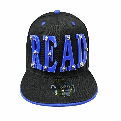 TakeIncart Men'S Fashion Read 3D Baseball Snapback Cap ( Read)  available at amazon for Rs.699