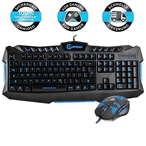 Gaming Tastatur und Maus Set (nicht mechanisch) - 5