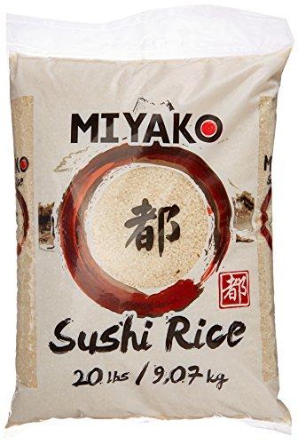 Miyako Sushi Reis, Rundkorn, 1er Pack (1 x 9.07 kg)
