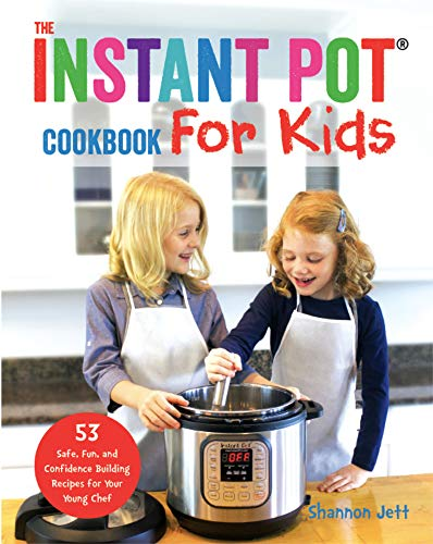 The Instant Pot Cookbook for Kids: 53 Safe, Fun, and Confidence Building Recipes for Your Young Chef (English Edition) Utensil Crock