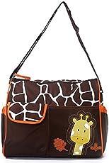 Generic Multifunctional Baby Diaper Changing Bag (Orange)