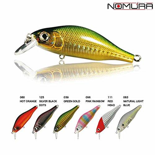 nomura-kit-pesca-6-esche-artificiali-still-minnow-9-cm-175-gr