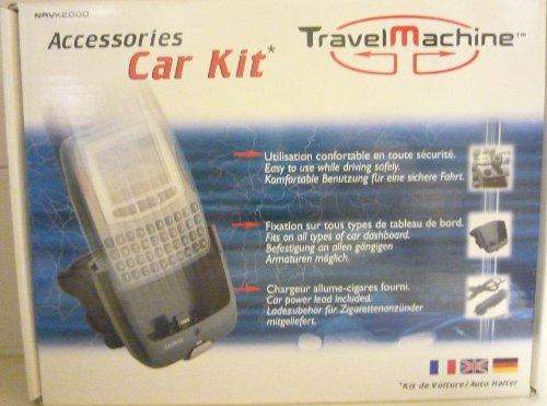 Lexibook Travel Maschine Zubehör-Auto-Kit, navk2000. Lexibook Travel Navigator GPS Wiege Kit Kfz-Halter