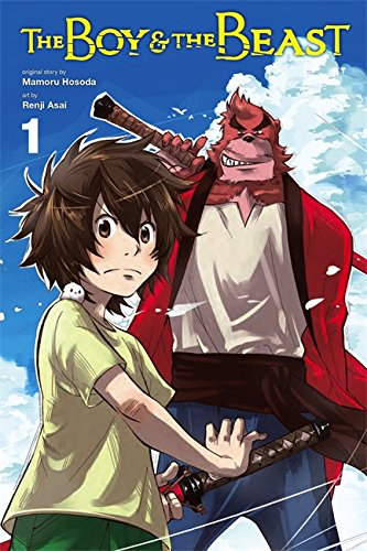 The Boy And The Beast, Vol. 1 (Manga)