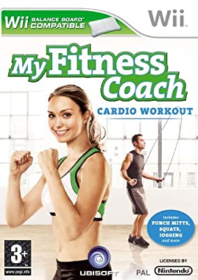 My Fitness Coach: Cardio Workout (Wii) from Ubisoft