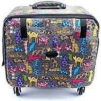 GLMAMK Bolsa para Mascotas, Silla de Paseo para Mascotas Completamente Cerrada, maletín de Viaje de Salida Multifuncional (Estilo : 1)