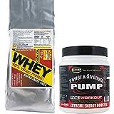 Le kit comprend: La protéine Whey de lactosérum Isoler, goût riche de 750 grammes de BCAA vanille 500 Complément...