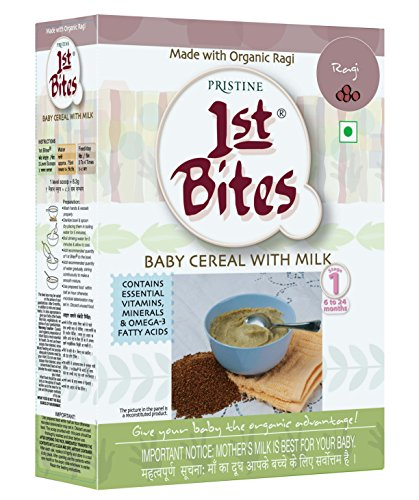 1st Bites – Ragi (6 Months – 24 Months) Stage – 1, 300g